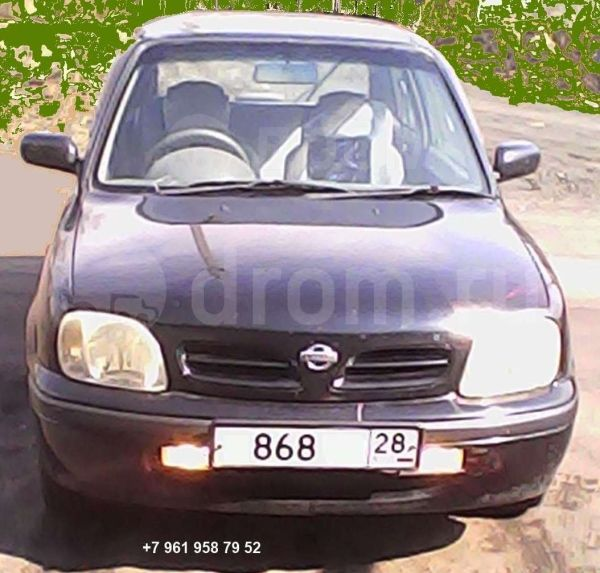 Nissan March, 2000 год, 200 003 руб.