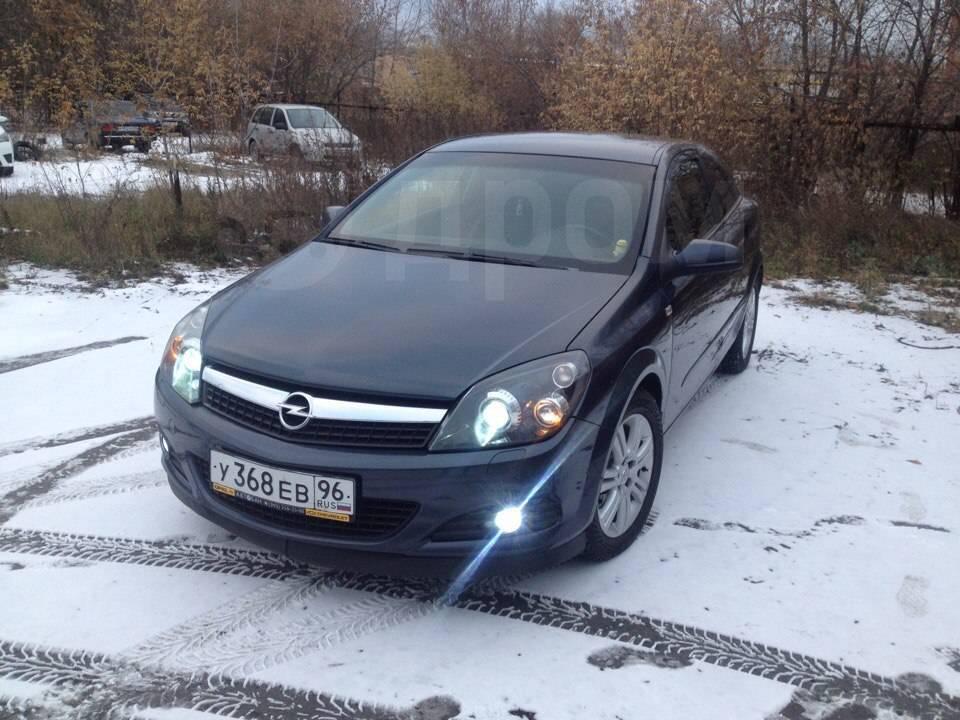 Продажа авто опель астра в свердловской области