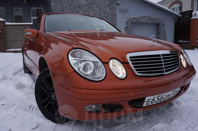 Mercedes-Benz E-Class, 2003 год, 510 000 руб.