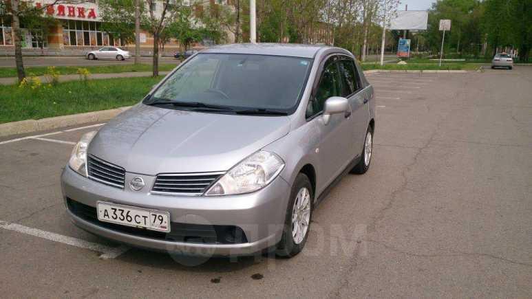 Nissan Tiida Latio, 2007 год, 365 000 руб.