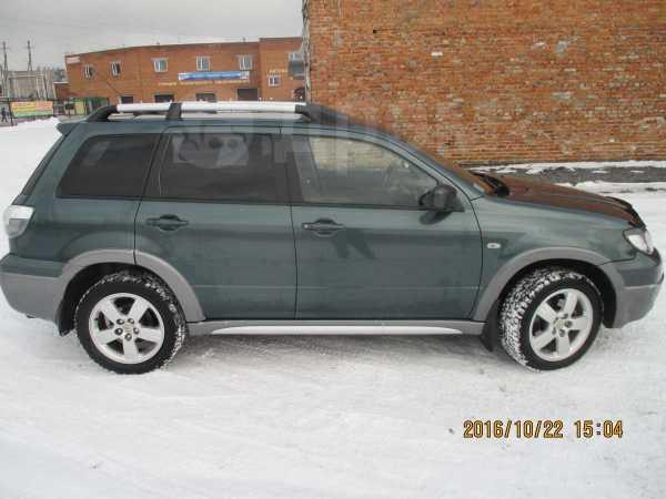 Mitsubishi Outlander, 2005 год, 539 000 руб.