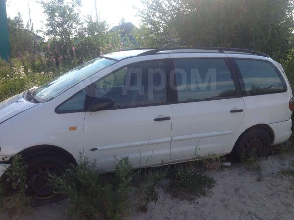 Ford Galaxy, 1998 год, 120 000 руб.