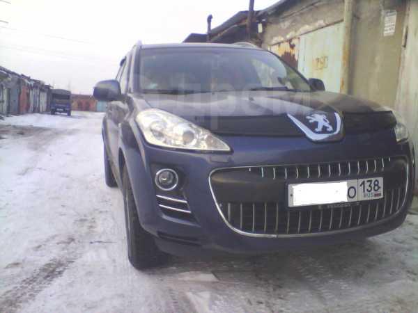 Peugeot 4007, 2008 год, 699 000 руб.