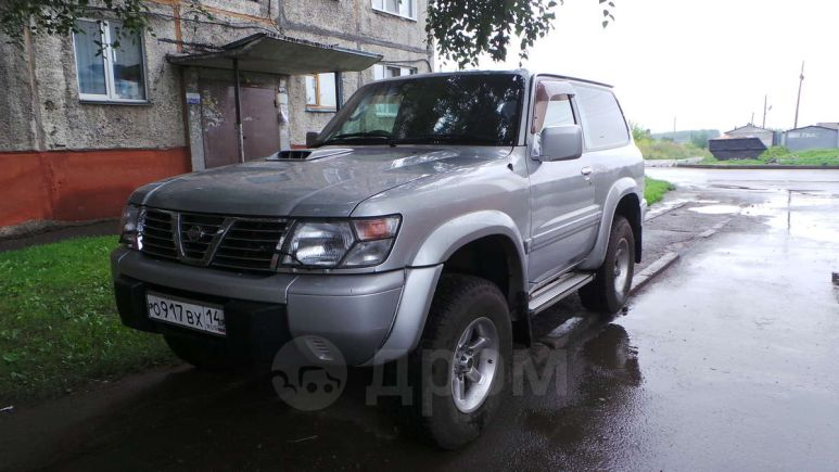 Nissan Safari, 1999 год, 700 000 руб.