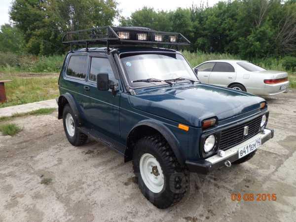 Лада 4x4 2121 Нива, 1997 год, 153 000 руб.