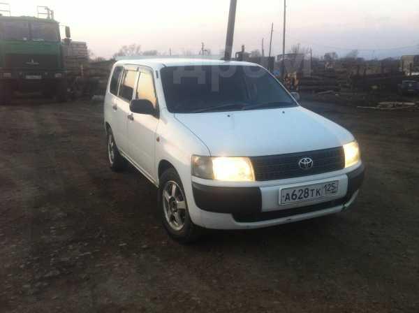 Toyota Probox, 2002 год, 239 000 руб.