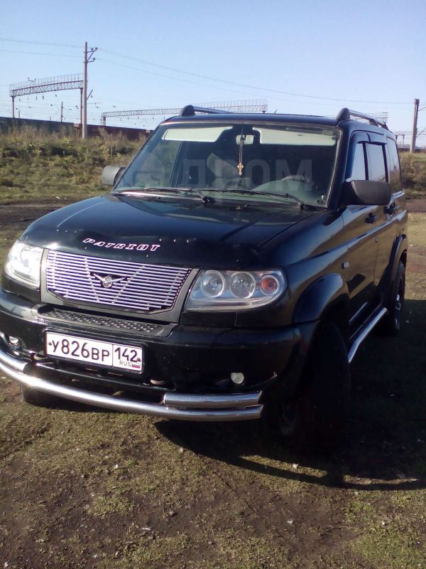 УАЗ Патриот, 2010 год, 499 999 руб.