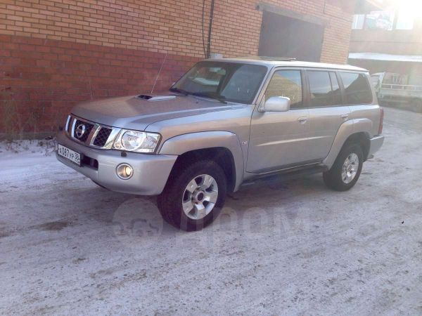 Nissan Patrol, 2005 год, 930 000 руб.