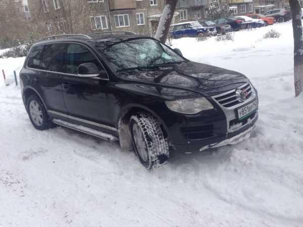 Volkswagen Touareg, 2008 год, 1 350 000 руб.