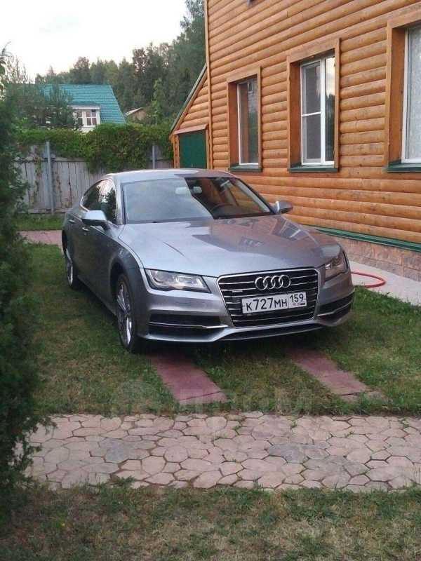 Audi A7, 2011 год, 1 500 000 руб.