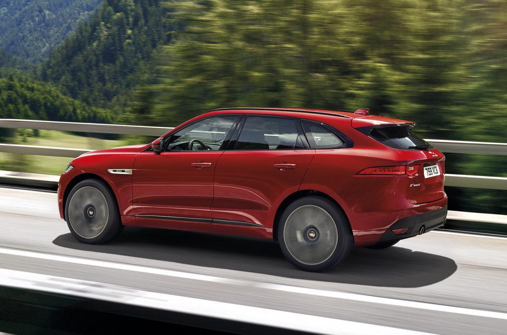 Специальное финансовое предложение для Jaguar F-Pacе: кредит 8,9 ...