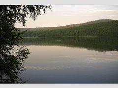 Озеро Большое Дикое (Хакасия)