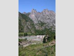 Катунская ГЭС