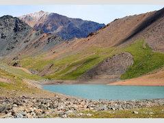 Аккемское (озеро горных духов)