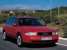 Audi A4 2-й рестайлинг 1999, универсал, 1 поколение, B5