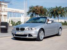 BMW 3-Series рестайлинг, 4 поколение, 03.2003 - 02.2006, Открытый кузов