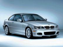 BMW 3-Series рестайлинг, 4 поколение, 03.2003 - 06.2006, Купе