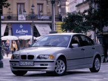 BMW 3-Series 1998, седан, 4 поколение, E46