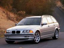 BMW 3-Series 1999, универсал, 4 поколение, E46
