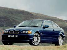 BMW 3-Series 1999, купе, 4 поколение, E46