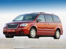 Chrysler Grand Voyager 5 поколение, 01.2008 - 12.2010, Минивэн
