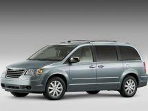 Chrysler Grand Voyager 5 поколение, 06.2008 - 08.2011, Минивэн