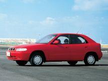 Daewoo Nubira 1997, хэтчбек 5 дв., 1 поколение, J100