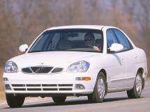 Daewoo Nubira рестайлинг 1999, седан, 1 поколение, J150