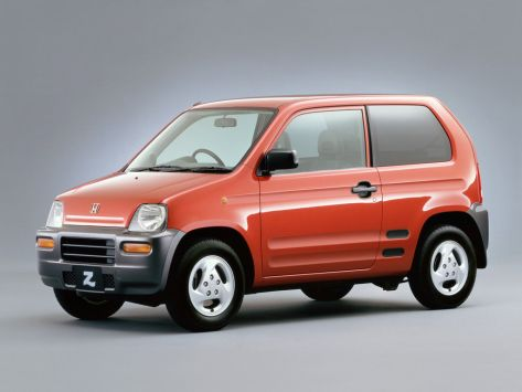 Honda Z (PA1) 10.1998 - 01.2002
