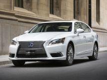 Lexus LS600hL 2-й рестайлинг 2012, седан, 4 поколение, XF40