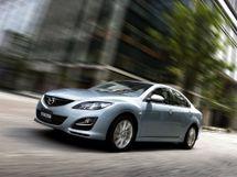 Mazda Mazda6 рестайлинг 2010, седан, 2 поколение, GH