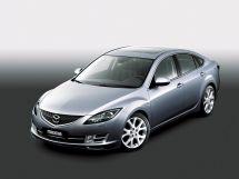 Mazda Mazda6 2 поколение, 08.2007 - 11.2010, Лифтбек
