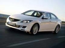 Mazda Mazda6 2007, седан, 2 поколение, GH