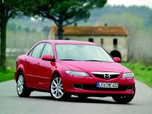 Mazda Mazda6 рестайлинг, 1 поколение, 06.2005 - 08.2007, Седан