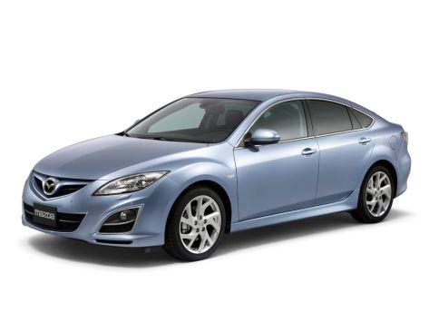 Mazda Mazda6 (GH) 03.2010 - 07.2012