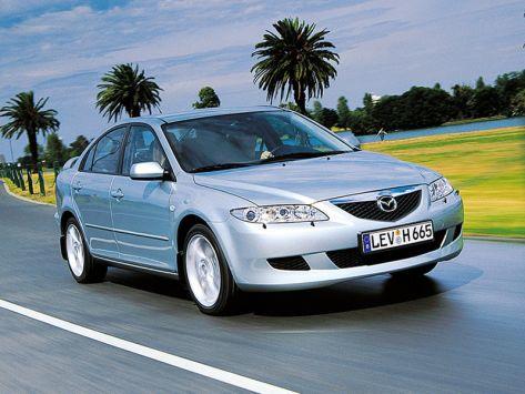 Mazda Mazda6 (GG) 02.2002 - 06.2005