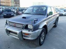 Mitsubishi Strada 1997, пикап, 2 поколение