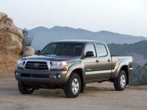 Toyota Tacoma 2 поколение, 08.2004 - 08.2011, Пикап