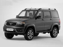 УАЗ Патриот 2-й рестайлинг, 1 поколение, 10.2016 - н.в., Джип/SUV 5 дв.