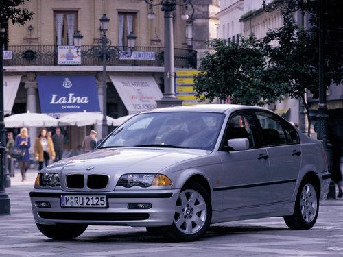 BMW 3-Series 1998 - 2001