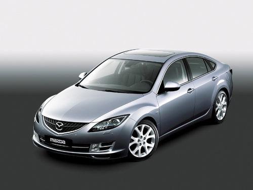 Mazda Mazda6 2007 - 2010