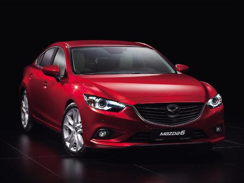 Mazda Mazda6 2012 - 2015