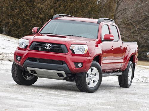Toyota Tacoma 2011 - 2015