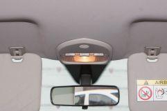 Подсветка: Две лампы для чтения карт спереди, задний плафон освещения, подсветка багажника