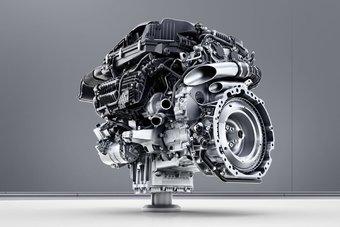 Рядные 6-цилиндровые моторы были в линейке Mercedes-Benz вплоть до середины 1990-х годов.