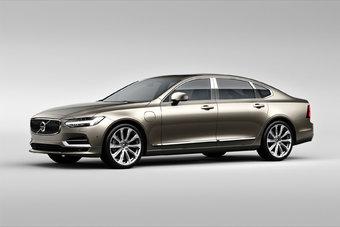 Первым рынком, где будут продавать удлиненную Volvo S90, станет Китай.