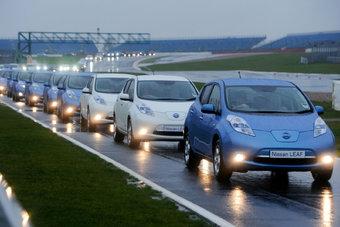 Целевым рынком для дешевого электромобиля станет Китай. Nissan Leaf здесь покупают плохо, поскольку для местных потребителей цена $29 000 является слишком высокой.