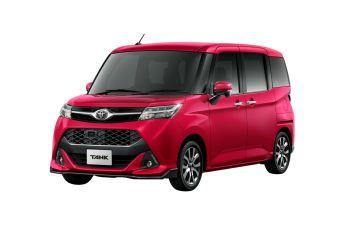 У двойняшек Toyota Tank/Roomy есть близнецы под маркой Daihatsu.