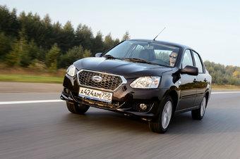 Российские Datsun начнут предлагать со 106-сильными моторами, хорошо знакомыми по Lada Kalina/Granta.