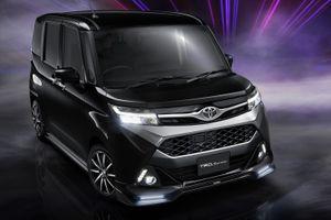 Toyota Tank получил набор аксессуаров от TRD